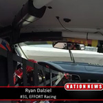 EFFORT Nation News - A Lap with Ryan Dalziel at Saint Petersburg
